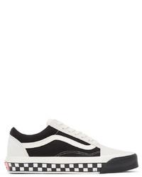 Vans Black Bumper Cars Og Old Skool Lx Sneakers
