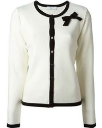 White and black cardigan original 3143175
