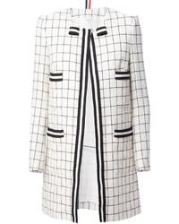 Checked coat medium 446034