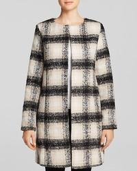 Glamorous Coat Checked