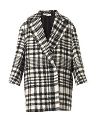 Stella McCartney Fonny Double Breasted Blanket Coat