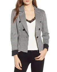 Bailey 44 Checkered Past Gingham Blazer