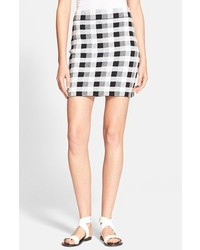 Theory Holeen G Print Skirt
