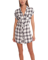 Brooke button down dress medium 329294