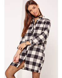 6d5ce96dd7 Women s White and Black Dresses from Missguided