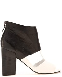 Colour block sandal boot medium 124180
