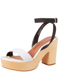 Out of sight platform sandal medium 124188