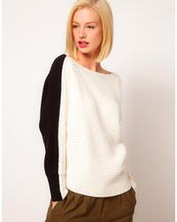 Asos Color Block Sweater