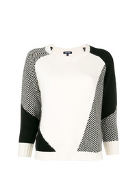 Woolrich Colour Block Sweater