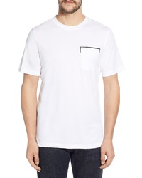 Bugatchi Regular Fit Pocket T Shirt