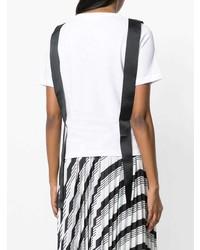 Federica Tosi Tape Detail T Shirt