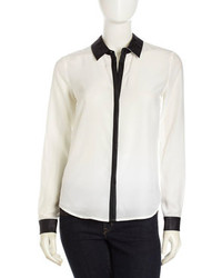 White and black dress shirt original 3139809