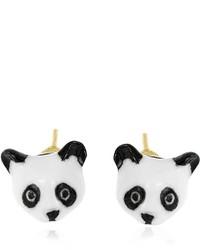 Mini panda earrings medium 3650065