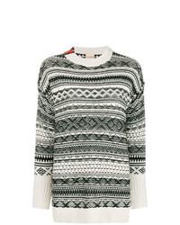 Patterned jumper medium 8444330