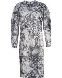Fernanda Yamamoto Floral Print Dress