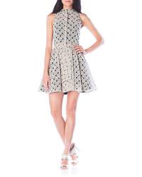 Sam Edelman Floral A Line Dress