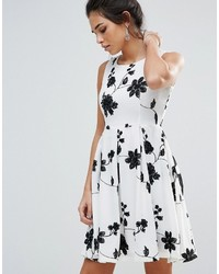 Zibi london floral skater dress medium 3705426