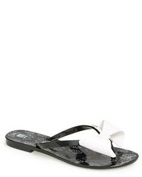 Harmonic iv jelly thong sandal medium 96300