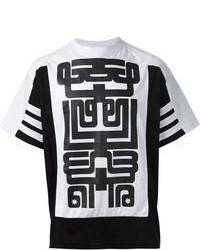 Kokon to zai ktz geometric print t shirt medium 68184