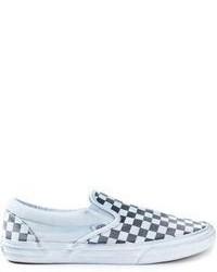 Furgonetas Auténtica De Tablero De Ajedrez De Los Zapatos Del Patín (para Hombre) TWFxy2W0