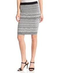 Clothing graphic pencil midi skirt medium 94939