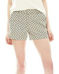 Joe Fresh Print Shorts