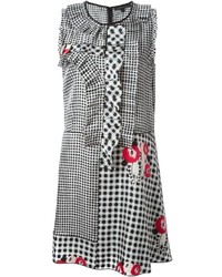 Marc Jacobs Gingham Check Sleeveless Dress