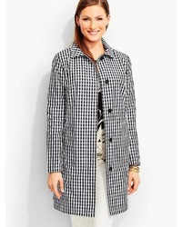 Talbots Gingham Mac