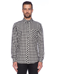 Ever Buffalo Check Button Down
