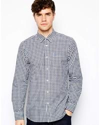 Jack Wills Salcombe Shirt In Gingham