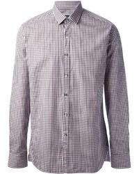 Lanvin Gingham Shirt
