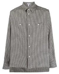 Loewe Gingham Check Shirt