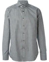 Tom Ford Gingham Check Shirt