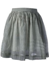 Labour Of Love Two Check Skirt