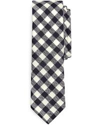 Brooks Brothers Medium Gingham Tie