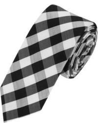 Barneys New York Gingham Tie