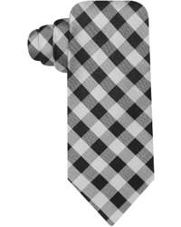 Ryan Seacrest Distinction Melrose Gingham Slim Tie