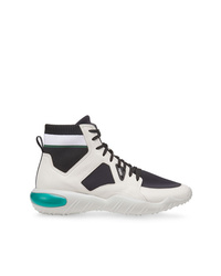 a3110f6b Men's High Top Sneakers by Fendi | Men's Fashion | Lookastic.com
