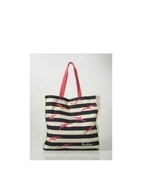 Boden canvas shopper tote bag medium 70885