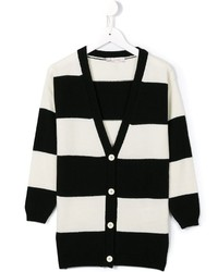 Dondup Kids Striped Cardigan
