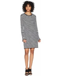 MICHAEL Michael Kors Michl Michl Kors Flare Sleeve Striped Dress Dress