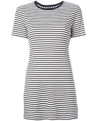 Theory Striped T Shirt