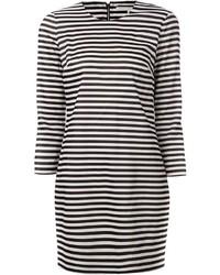 Veronica Beard Stripe T  Shirt Dress