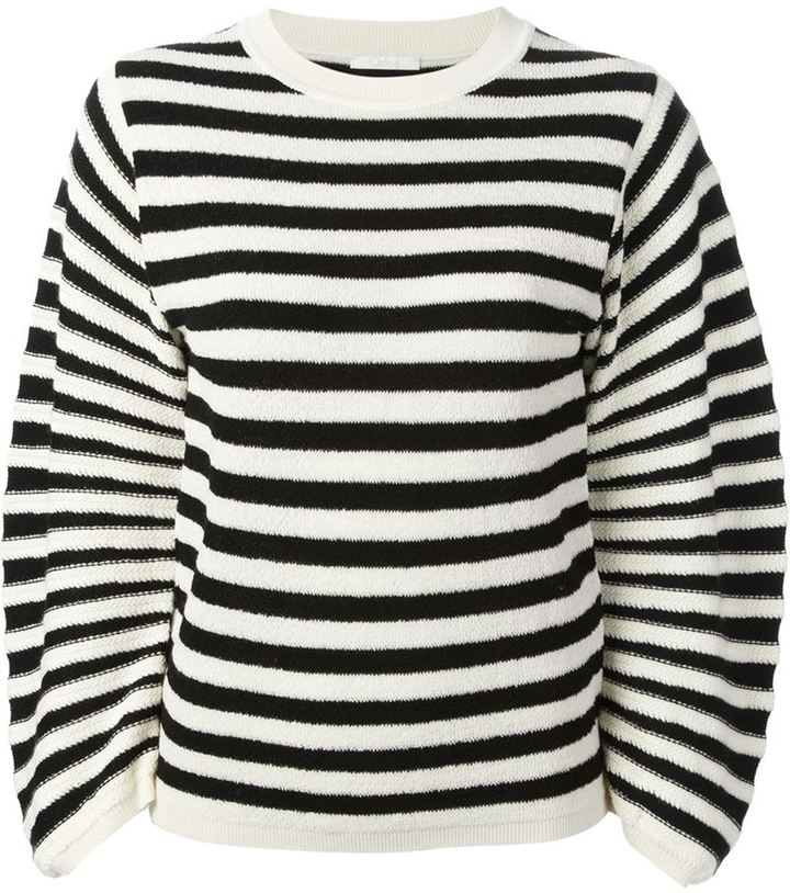 Chloé Striped Sweater | Where to buy & how to wear