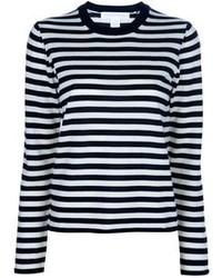 Comme des Garcons Comme Des Garons Shirt Striped Crew Neck Sweater