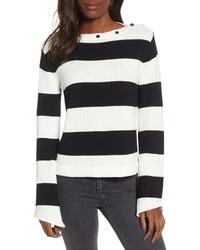 Lira Clothing Eyes Wide Open Sweater