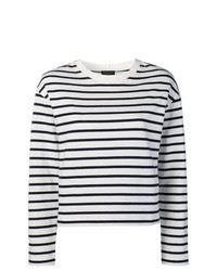 Rag & Bone Horizontal Stripes Jumper