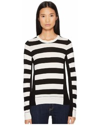 Sonia Rykiel Long Sleeve Stripe Pullover Clothing