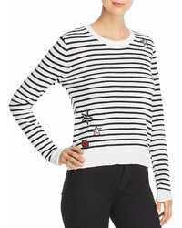 Michael Stars Michl Stars Embellished Sailor Sweater