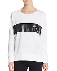 Rag & Bone Joanna Striped Sweatshirt
